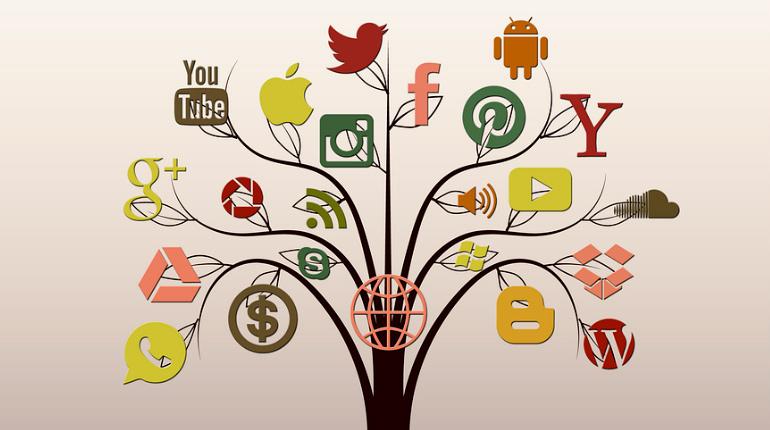 Redes sociales y empresas