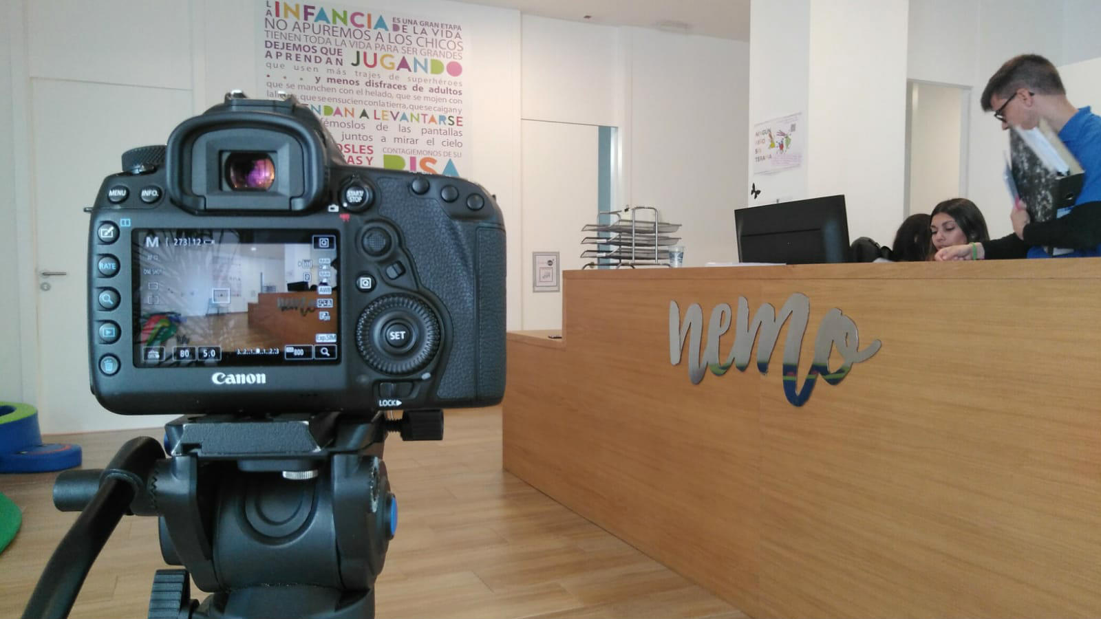 video corporativo madrid